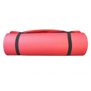 Yoga Mat, Red Color 15mm