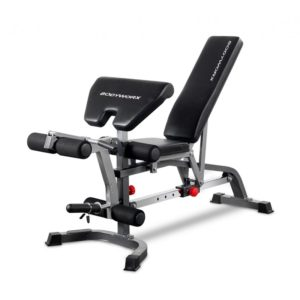 FID Weight Bench with Preacher Pad