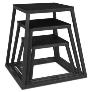 Black Plyo Box