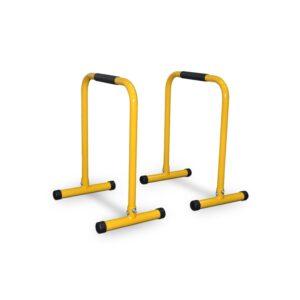 Dual dip bar handles