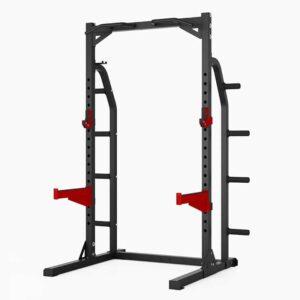 Pivot Fitness Half Rack