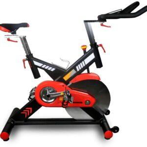 Indoor Red Spin Bike
