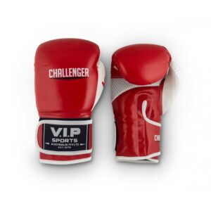 Red Boxing Punch Fitness Mitts